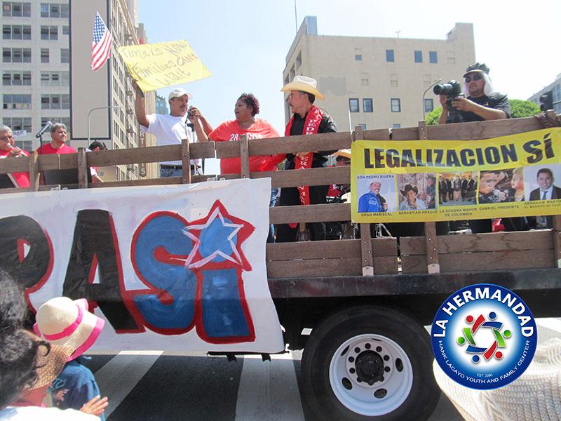 Marcha Rescatando DAPA & DACA